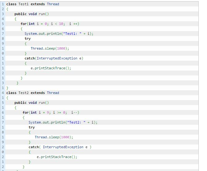 10 best multithreading images on pinterest java java thread and create lightweight heavyweight threads explains in simple terms programs screenshots for a beginner to create two different types of threads fandeluxe Gallery