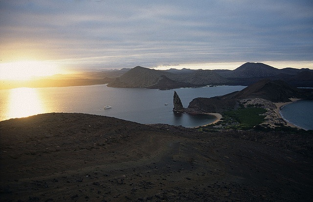 Bartholemew Island, Galapagos Islands by Derek Keats, via Flickr