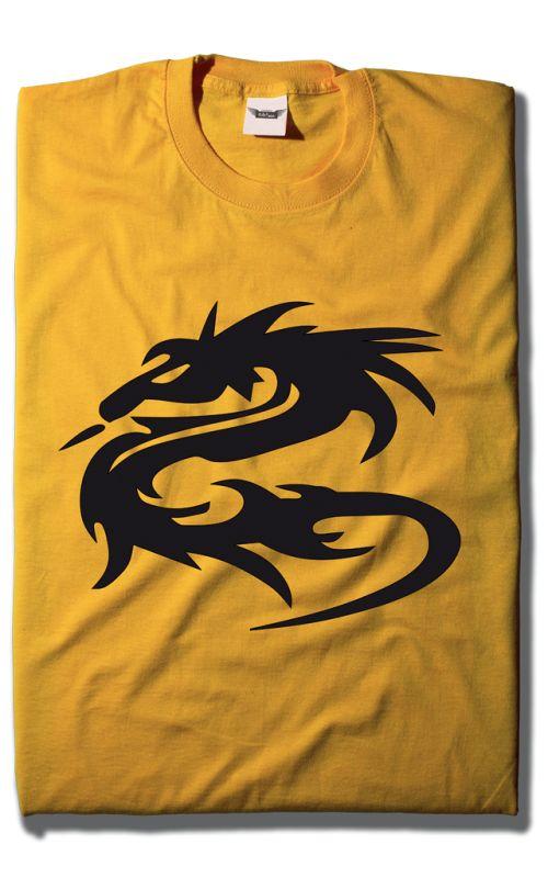 Camiseta Dragon v1