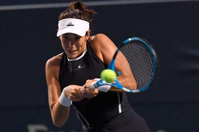 Española Garbiñe Muguruza sigue liderando el ranking de la WTA #Deportes #Tenis
