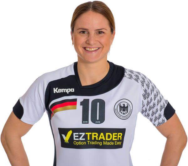 """Handball EM 2016: Anna Loerper zur EURO-Vorrunden-Bilanz. Handball EM 2016 Schweden: Deutschlands """"Ladies"""" machten es im let ..."""