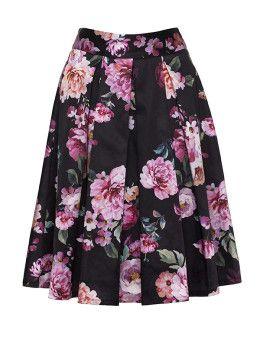 Black Cherry Skirt