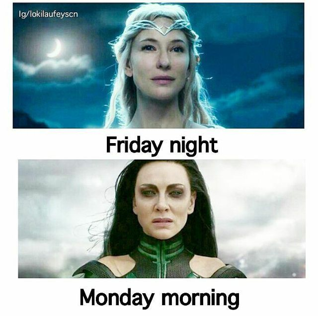 So true.. 😂  Are you like this too? 😃  Credit is on the pic.   #Tolkien #ElvenKing #TheHobbit #lotr #Thranduil #legolas #mirkwood #middleearth #elves #fabulous #leepace #sindarelves #handsome #lordoftherings #th #Galadriel #Lorien #Lothlorien #fun #funny #lol