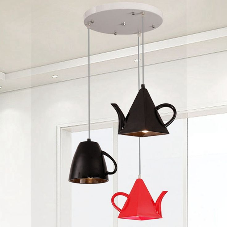 Aliexpress.com : Buy Modern Resin Teapot Pendant Lights Lampshade Tea Cup Pendant Lamp Shade bar cafe Drop Light Lighting Fixtures for Kitchen Island from Reliable decor christmas lights suppliers on Shenzhen M-Home Co. Ltd    Alibaba Group