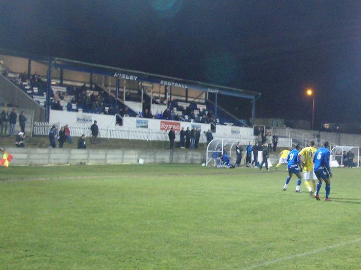 Aveley FC - Mill Field