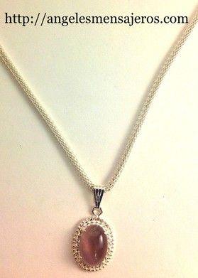 joyeria en amatista-joyas en cristales de cuarzo-collar de Amatista pura y plata-amethyst pendant-amatista