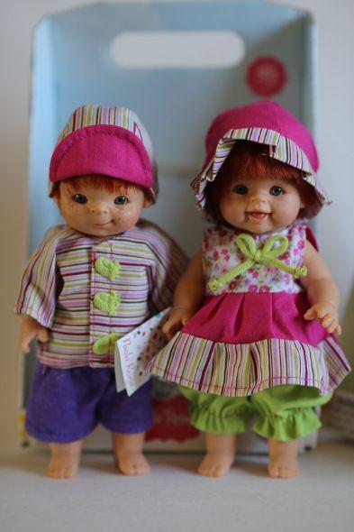Трудолюбивые пупсики / Куклы Паола Рейна, Paola Reina