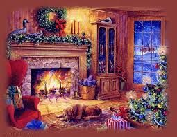 Image result for christmas scenes images