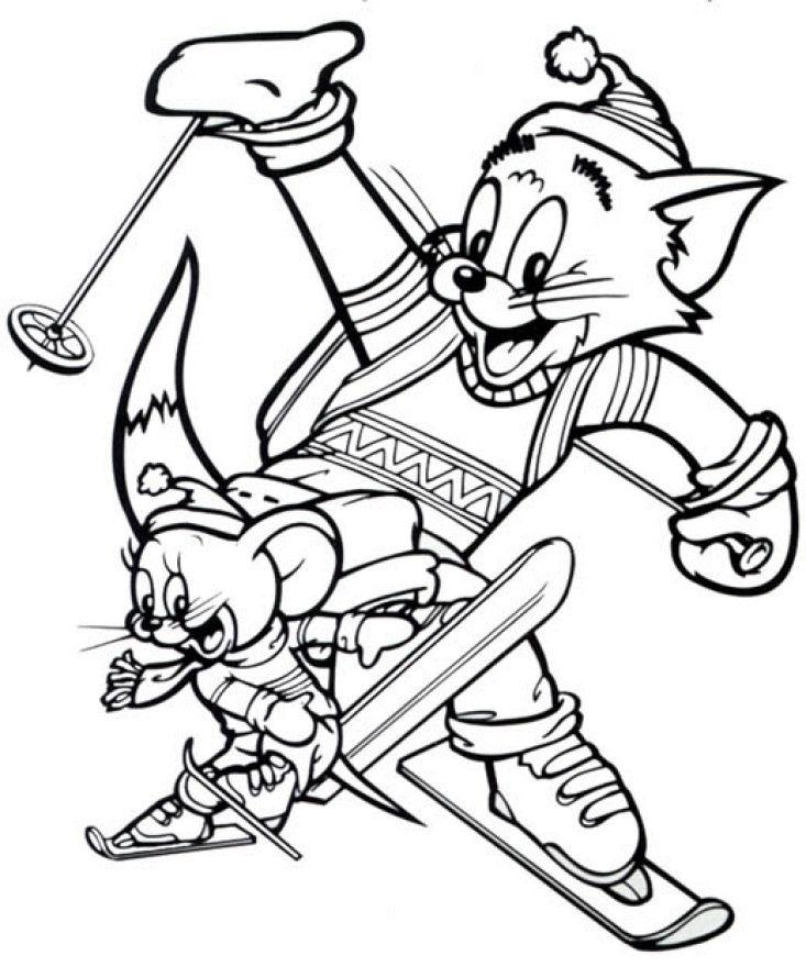 Tom Y Jerry 48 Dibujos Faciles Para Dibujar Para Ninos Colorear Dibujos Para Colorear Imprimir Dibujos Para Colorear Tom Y Jerry