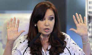 kirchner argentina