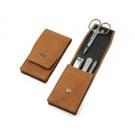 CONVENIENT POCKET SIZED MANICURE SET BY HANS KNIEBES