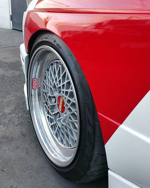 #WheelWednesday - The #BBS #E50 never get old. @rawbnard @felixdacat1986 #BBSmotorsport  #castrobuilt #CastroMotorsport #stanceworks @stanceworks #dvpper