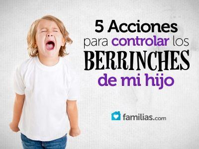 Cinco acciones que pueden evitar que tu hijo haga berrinches. A mí esto me ha funcionado con mi hija de 3 años. Vi a un pequeño tirado en el suelo en...