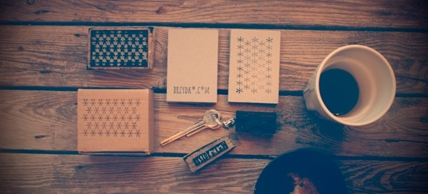 Brzydk* / branding + packaging by Marcin Aromat, via Behance