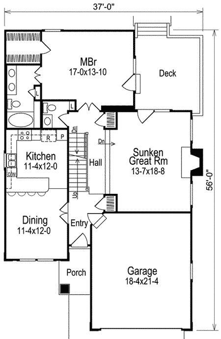 60 Best House Plans Images On Pinterest Floor Plans