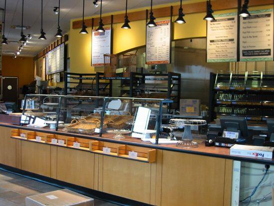 Panera Bread Shop Google Interior Design Dining Bar Pinterest Bread Shop And