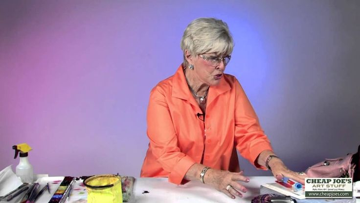 How to Create Greeting Cards With Watercolor Artist Anne Abgott