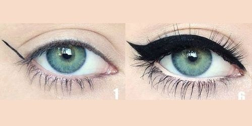 Απλά μαθήματα για το σωστό eyeliner!