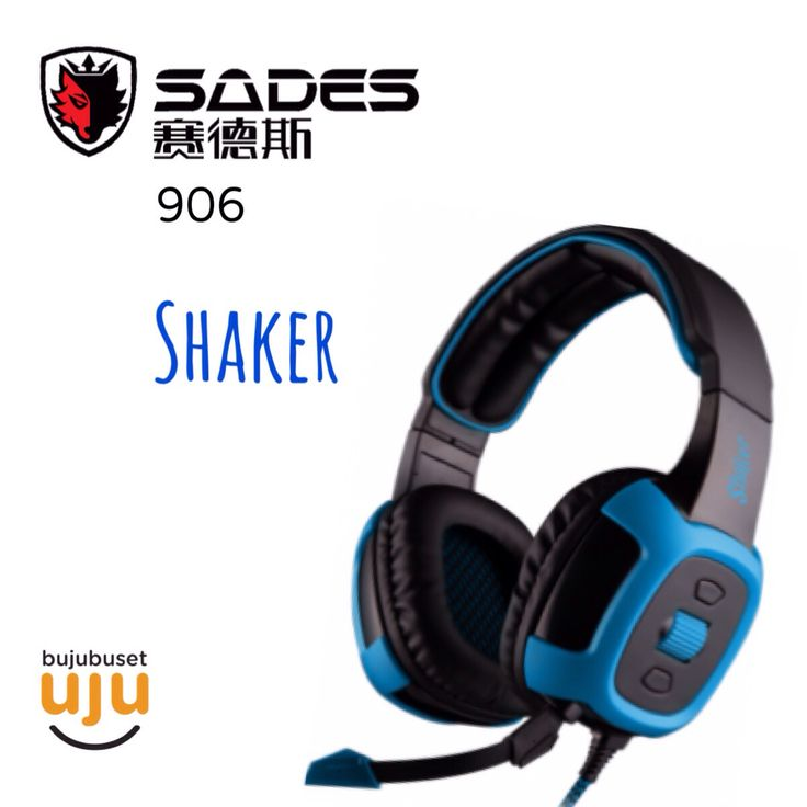 Sades 906 - Shaker IDR 389.999
