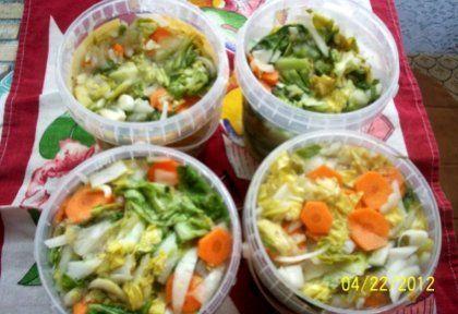 Saláta vegyesen | NOSALTY – receptek képekkel
