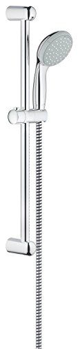 From 29.92 Grohe 27598000 | Tempesta 100 Shower Rail Set | 2 Sprays