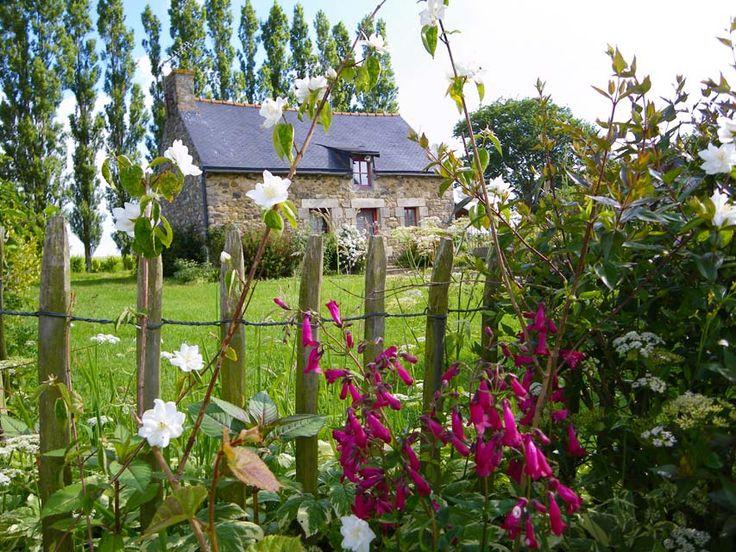 Besondere Ferienhäuser Bretagne | Fotogalerie Les petites maisons dans la prairie in der Bretagne