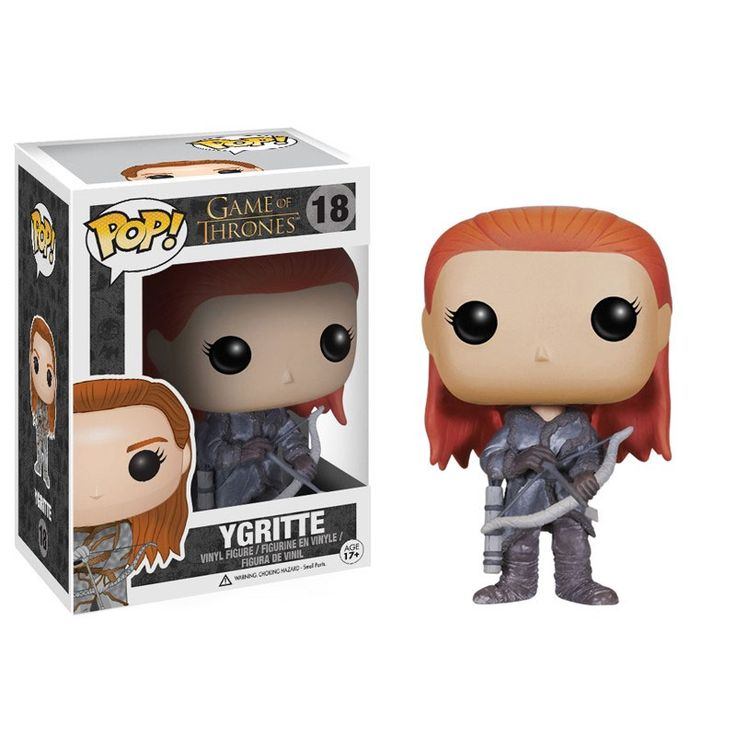 Funko POP! Game of Thrones - Vinyl Figure - YGRITTE