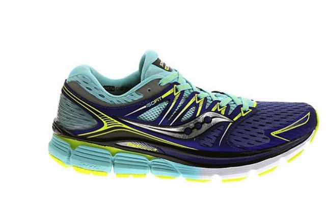 Saucony Triumph ISO Another great shoe with a wide toe box and cushion