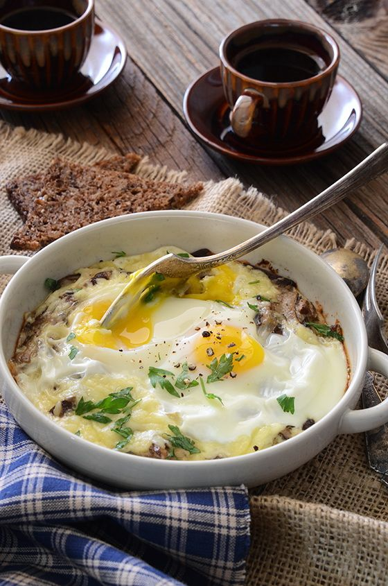 Cheesy Mushroom Baked Eggs for Two #breakfast #brunch http://sulia.com/my_thoughts/170c1eb6-99b3-4d79-a243-30f3cc7adeda/?source=pin&action=share&btn=small&form_factor=desktop&sharer_id=28373411&is_sharer_author=true&pinner=28373411