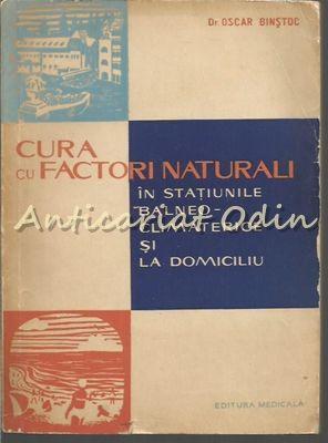 Cura Cu Factori Naturali Statiunile Balneoclimaterice Si La Domi