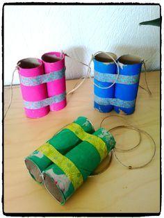 paires de jumelles, rouleau d papier toilette, voyage, bricolage enfant