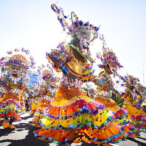 Masskara Festival | 17 Festivals In The Philippines You Should Attend Before You Die