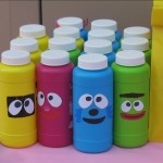 Yo Gabba Gabba bubble party favors!!