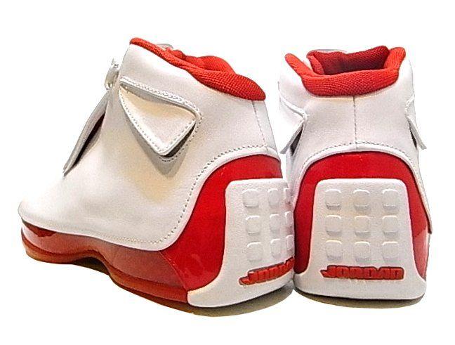 Air Jordan 18 retro. Shoe BoxMichael ...