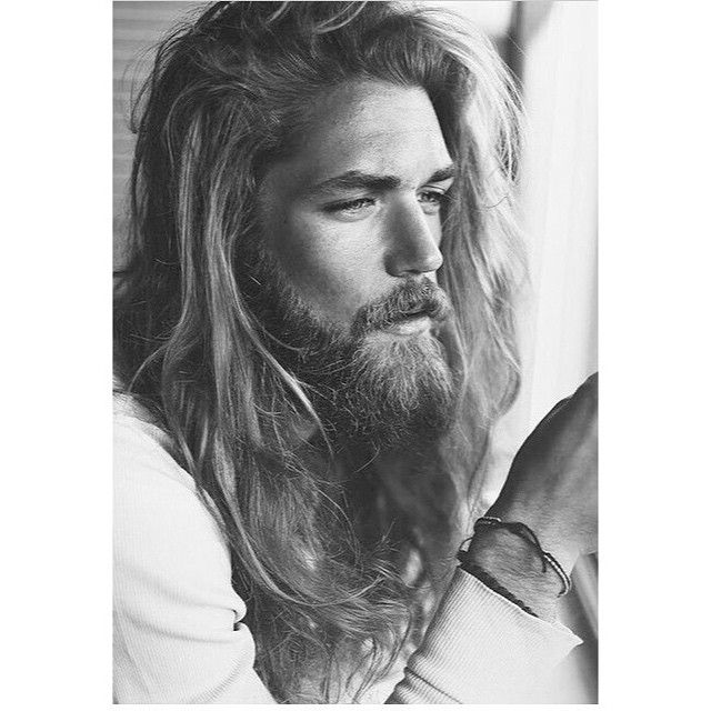 """""""Late night delight. #beardedbabe #yourewelcome"""" Photo taken by @ivorytribe on Instagram, pinned via the InstaPin iOS App! http://www.instapinapp.com (03/05/2015)"""
