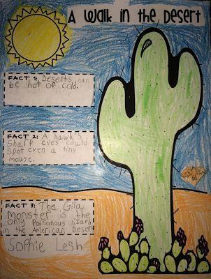 Reading Street- Desert Stories