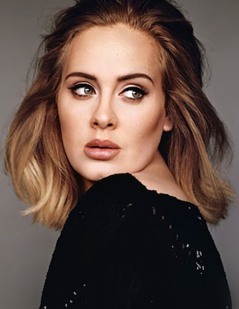 Adele Hair Color Formula with Oway Professional, Ammonia-Free Hair Color! No fumes, just healthy hair color with 7.32 + 7.35 and 20vol Hcatalyst. Handpaint lighter pieces with Oway Butter Cream Hbleach + 20vol with this optional toner.