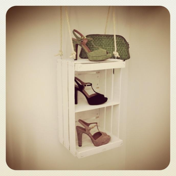 Caja de madera decoraci n tienda casa wooden crate for Casa tiendas de decoracion catalogo