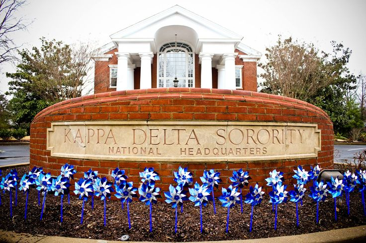 Kappa Delta's headquarters is located in Memphis, Tennessee. For more information check out: http://www.kappadelta.org/.