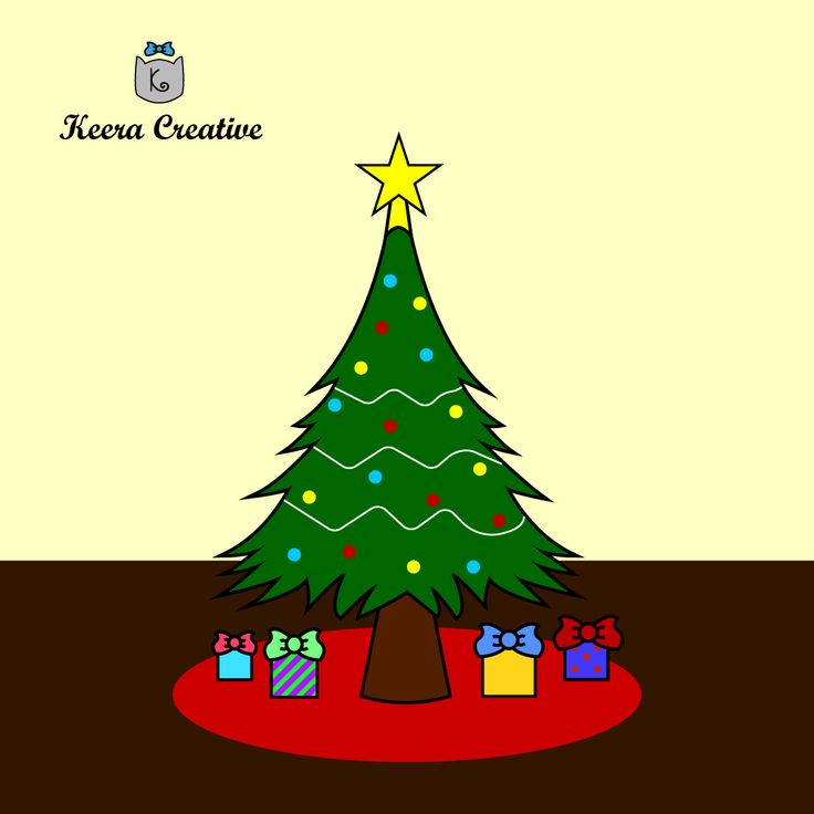 Happy holidays!  #christmas #tree #star #presents #family #fun #holiday #illustration #art #modernart #interiordecor #homedecor #fineart #interior #contemporaryart #artist #arte #artwork #digitalart #digitalartwork #vector #vectorart #daily #dailyart #dailyartwork #beatiful #love #keeracreative
