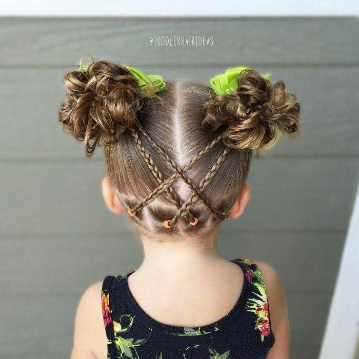 Fabuloso peinados faciles para niñas Fotos de estilo de color de pelo - 1001 + ideas para peinados fáciles para niñas con trenzas ...