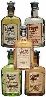 Royall Spyce Cologne for Men 4 oz Cologne by Royall Bermuda Fragrances. $49.99. Royall Spyce Cologne for Men 4 oz Cologne Ah, Bermuda-shorts, pink beaches, mopeds, and these Royall fragrances, made there since 1957. Each cools and calms the skin while leaving its mark. Muske's aroma is rich and earthy; Lyme, made from the oil of native limes, is tangy and zestful; Spyce blends clove, cinnamon, nutmeg, and pepper; Bay Rhum is the traditional scent made from bay leave...