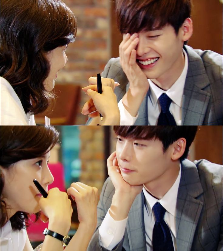I Hear Your Voice - Jang Hye Sung & Park Su Ha: the cute continues! (Lee Bo Young & Lee Jong Suk)