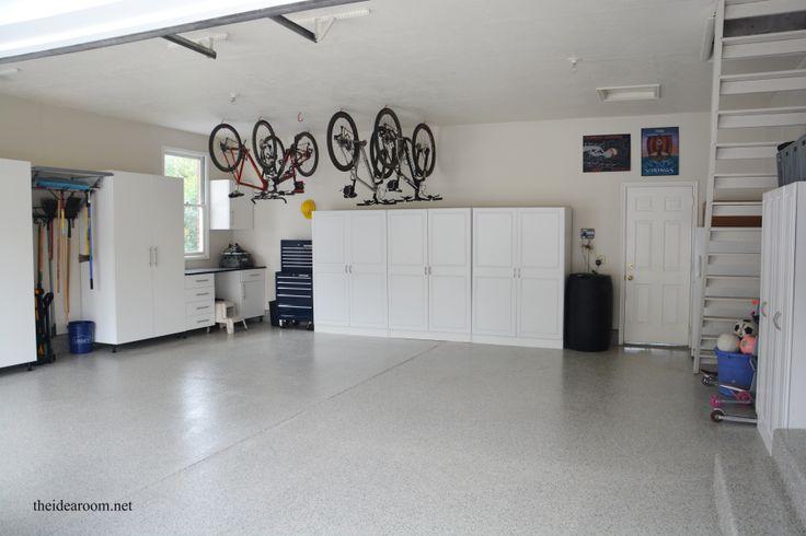 https www.hometourseries.com garage-storage-ideas-makeover-302 - 160 best images about Garage & Garage Storage Ideas on