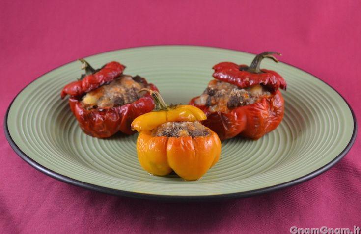 Scopri la ricetta di: Papaccelle ripiene di carne
