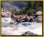 Clear Creek Rafting - Nomad Rapids
