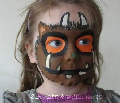 Hmmm, facepainting...