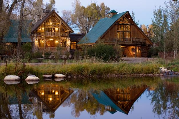 Two Rivers Ranch, Steamboat, ColoradoSki, Cabin, Dreams Home, Green Roof, Dreams House, Rivers T-Shirt, Rivers Ranch, Steamboat Spring, Mountain Homes