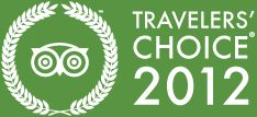 Travelers' Choice 2012  Top 25 Destinations in the World