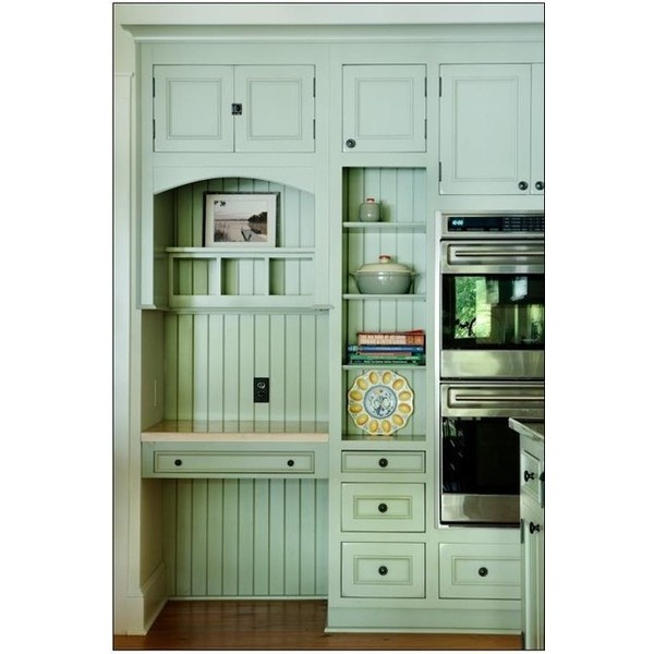 Green Kitchen Milwaukee Part - 32: Mint Kitchen - Traditional - Kitchen - Milwaukee - By A Fillinger Inc ?  Liked On Polyvore | Polyvore | Pinterest | Mint Kitchen, Traditional Kitchen  And ...